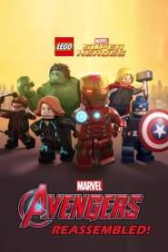 Marvel Super Heroes Avengers, tous ensemble ! (2015)