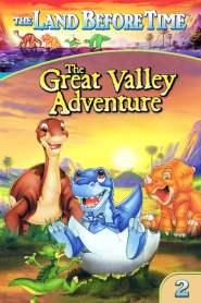 Le Petit Dinosaure 2 : Petit-Pied et son nouvel ami (1994)