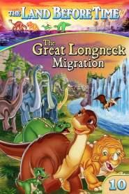 Le Petit Dinosaure 10 : Les Longs-Cous et le Cercle de lumière (2003)