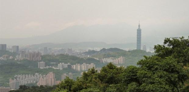 Panorama Taipei 101