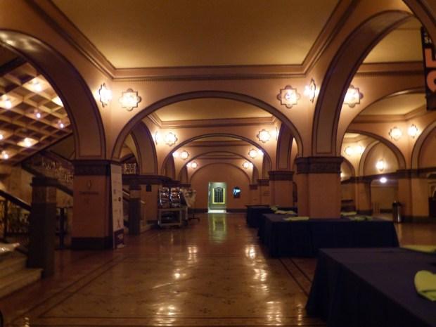 Hall du théâtre