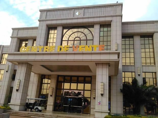 centre de vente de la cité
