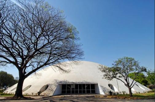 Dôme du Pavillon des Arts - Parc d'Ibirapuera