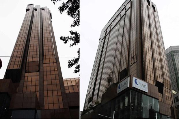 © Barfoot & Thomson Le Richwhite building : une teinte un peu désuète.