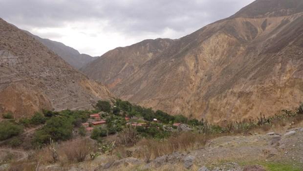 Canyon del Rio Colca