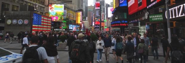 New York : ville bouillonante