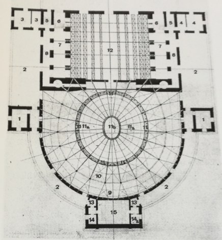 Pianta Teatro Politeama