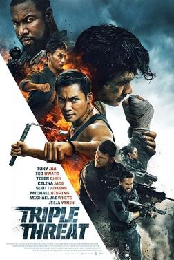 Film Action Americain En Francais Complet Gratuit : action, americain, francais, complet, gratuit, Triple, Threat, Streaming, Complet, Gratuit