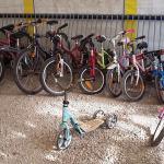 velos recyclerie voisinage