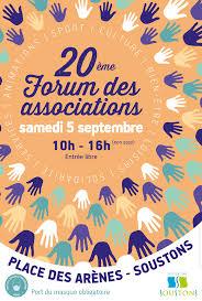 affiche forum associations