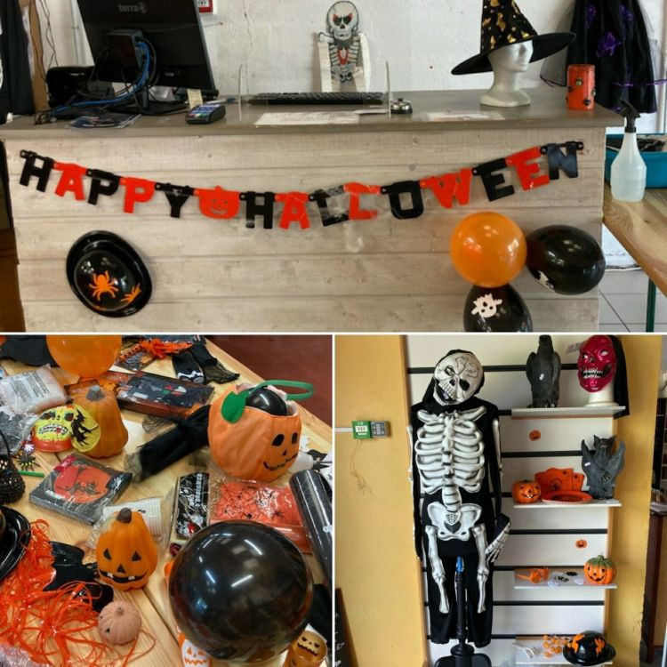 Halloween à Voisinage Tyrosse