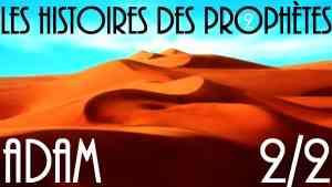 le prophete adam en islam