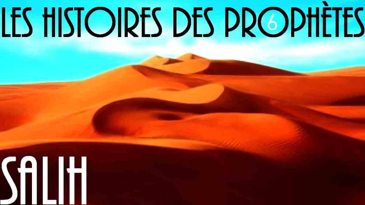 histoire des prophètes SALIH et la chamelle