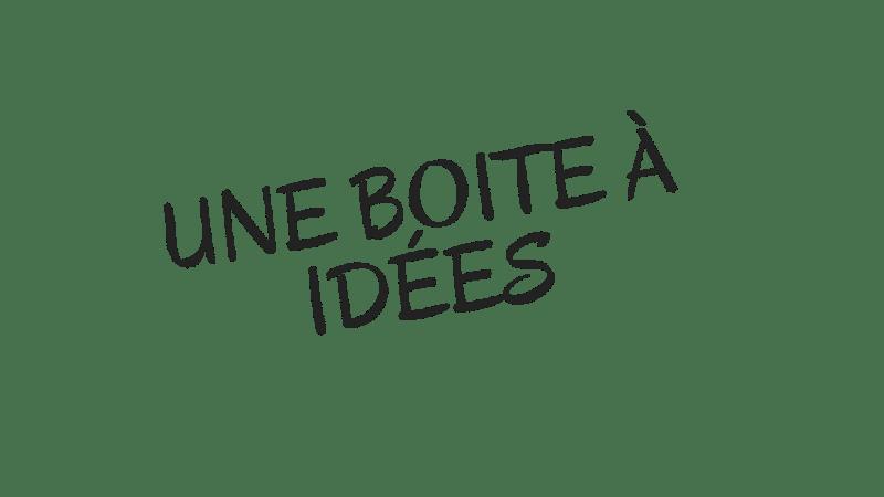 boite à idées voix offor islam