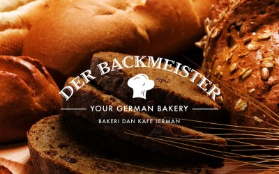 Der Backmeister simply means The Master Baker