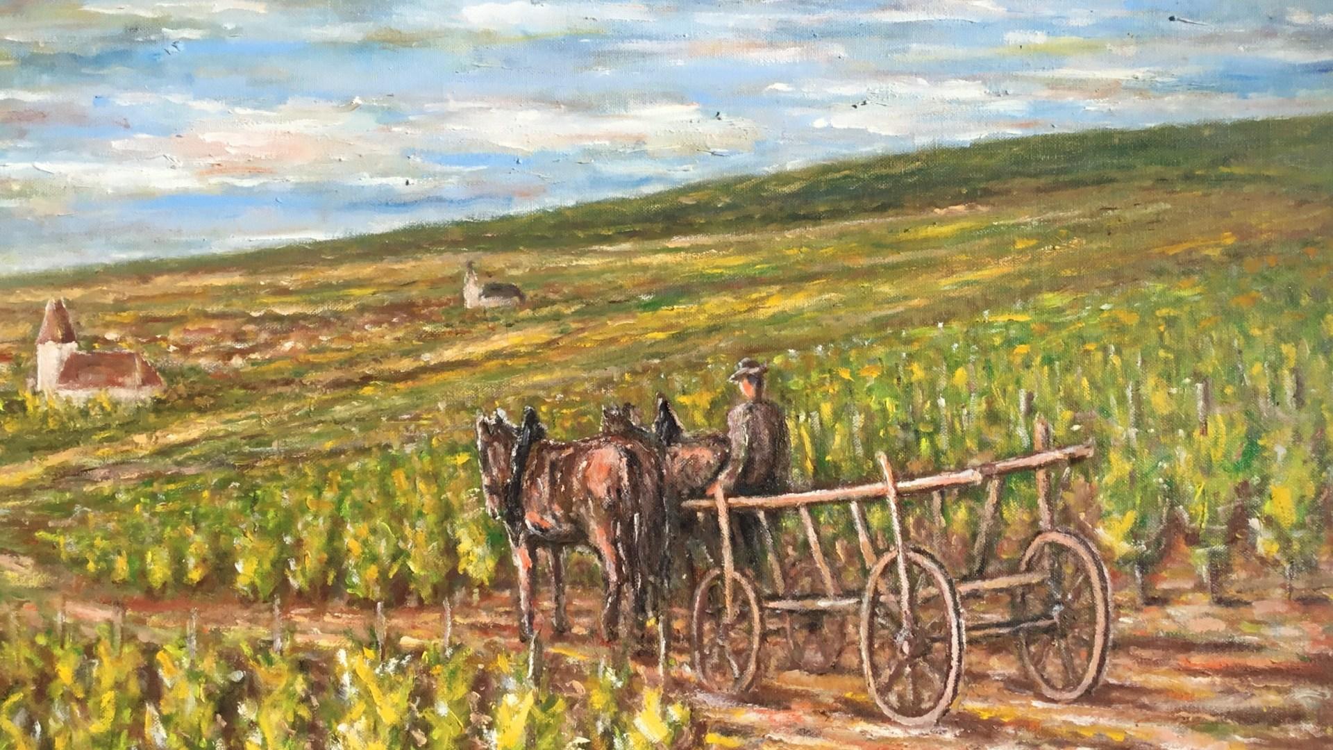 Račania vo vinici