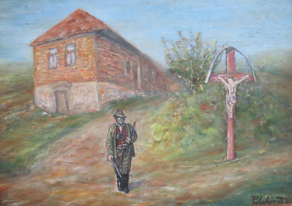 Račiansky hájnik (rok 1960)