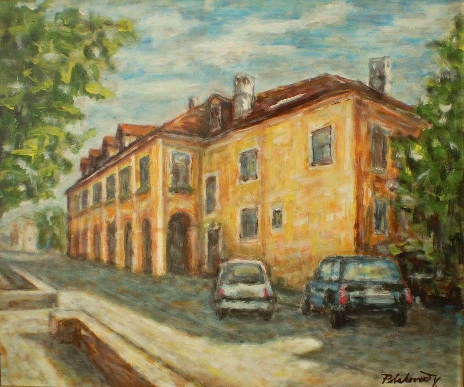 Miestny úrad v Golse