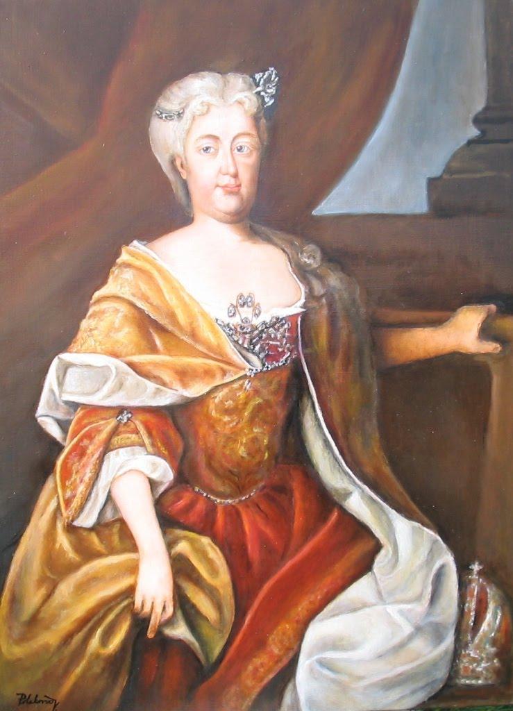 Matka Márie Terézie - Alžbeta Kristína