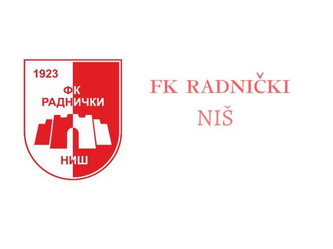 Фудбалски клуб Раднички имао ј
