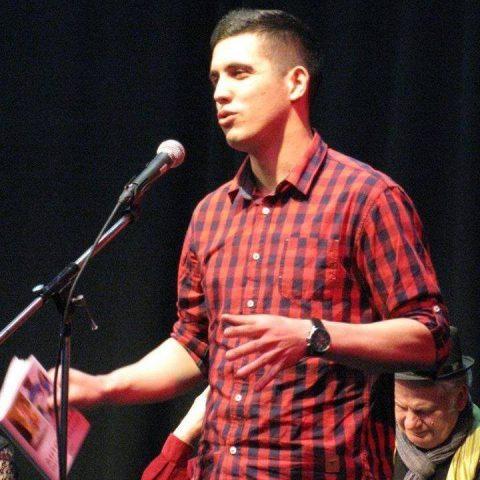 """Promocija zbirke pesama """"Balade ljubavi"""" autora Marka Jovičića 26. decembra u KCNS"""