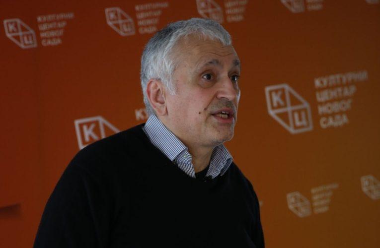 """Предавање Данила Копривице на тему """"Суочавање са прошлошћу – рат за Нагорно-Карабах"""" на Јутјуб каналу КЦНС"""