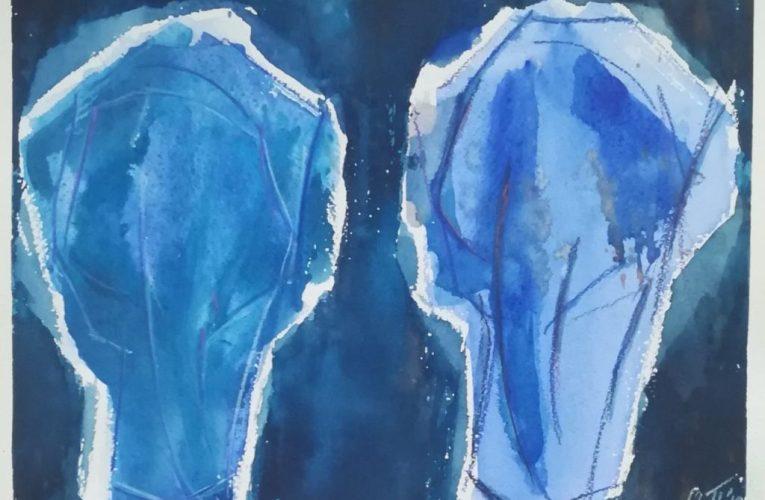 Изложба акварела Оливере Попов од 12. октобра у Ликовном салону