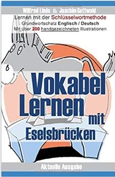 Cover Taschenbuch Vokabel Lernen mit Eselsbrücken