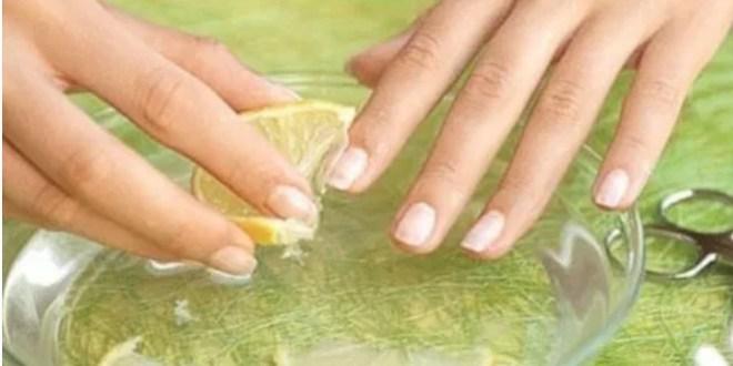 Укрепление ногтей дома