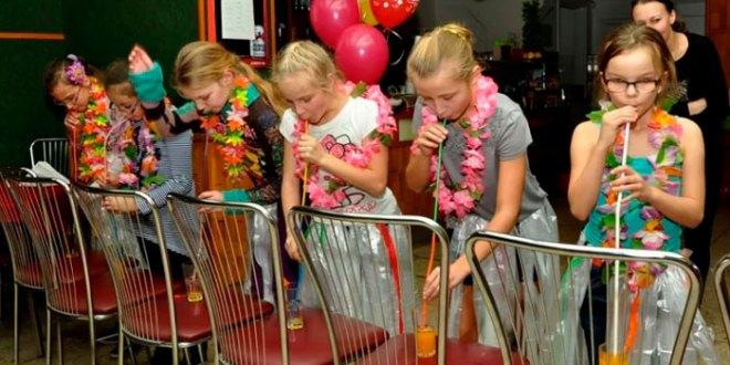 Конкурсы на день рождения для детей