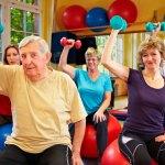 Тренировки для пожилых людей: где, когда и как