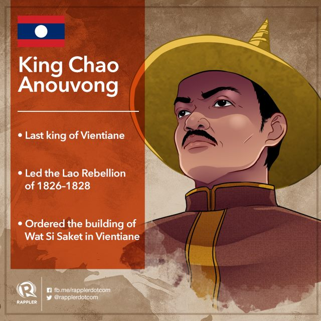 King Chao Anouvong