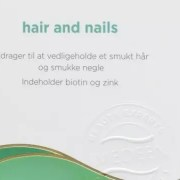 Lara Kathrine og jeg tester Imedeen Hair and Nails