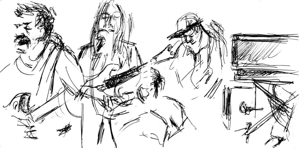 """Jinx"": An Excerpt from Dmitry Samarov's ""Music to My Eyes"