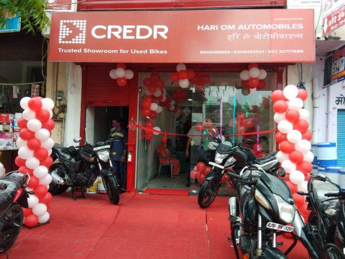 Mumbai-Based Used Bikes Marketplace CredR Raises INR 14.7 Cr from Eight Roads & ON Mauritius
