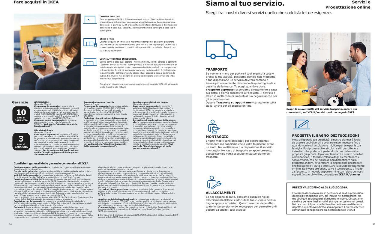 Ikea Volantino Attuale 0101 31082019 18 Volantino