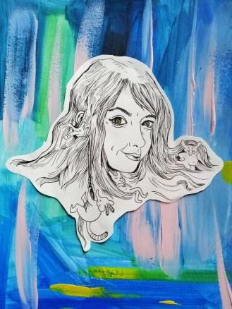 Jana Kalc (Trieste 1984). È laureata in Beni Culturali ed ha studiato illustrazione alla scuola internazionale di Sàrmede. Ha illustrato i racconti del libro Il cacciatore di fari di Chiara Mancinelli pubblicato da Robin edizioni. Ha realizzato altre illustrazioni per il blog.