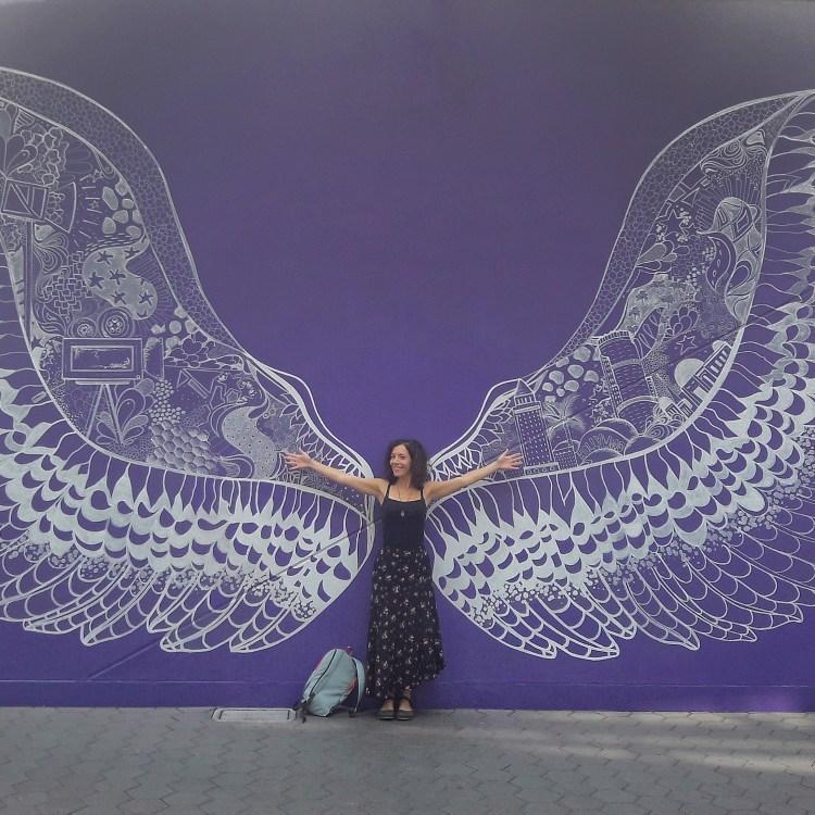 Caterina Salomone USA day 1 In viaggio volat.blog