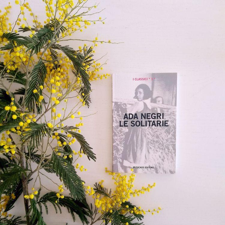 """Recensione di Chiara Mancinelli del libro """"Le solitarie"""" di Ana Negri (Musicaos editore)."""