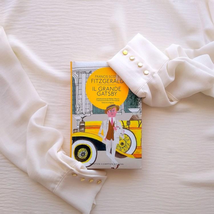 Il grande Gatsby, Francisc Scotto Fitzgerald. Foto di Chiara Mancinelli.