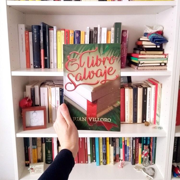 Juan Villoro, El libro salvaje (SM, 2019). Reseña.