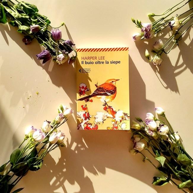Il buio oltre la siepe. Il classico di Harper Lee da leggere e rileggere ad ogni età. Recensione e foto di Chiara Mancinelli.