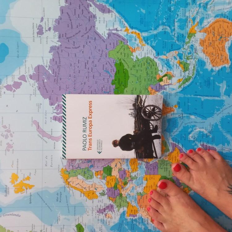 Trans Europa Express, Paolo Rumiz (Feltrinelli). Foto e recensione di Chiara Mancinelli