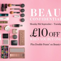 The BSP will be at House of Fraser's AW 2014 Beauty Confidential event