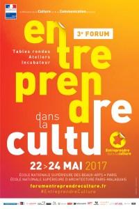 Forum Entreprendre dans la Culture 2017 – Partie 2