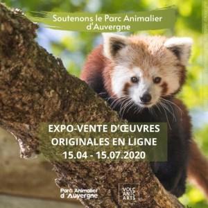 Soutenons le Parc Animalier d'Auvergne