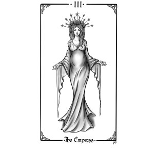 Gallïane Murmures – The Empress