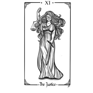 Gallïane Murmures – The Justice