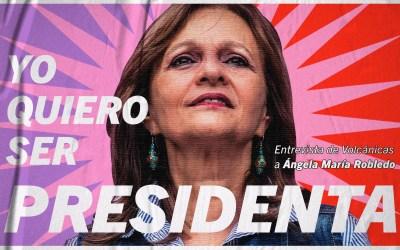 """""""Yo quiero ser presidenta"""""""