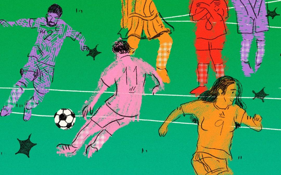 ¿Por qué los deportes no son mixtos?